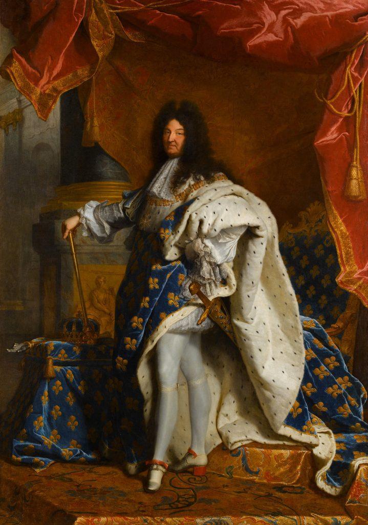 Król Ludwik XIV