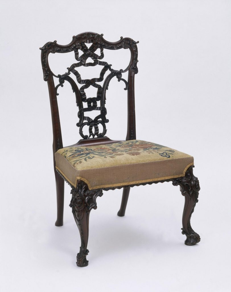 chippendale chair victoria&albert museum
