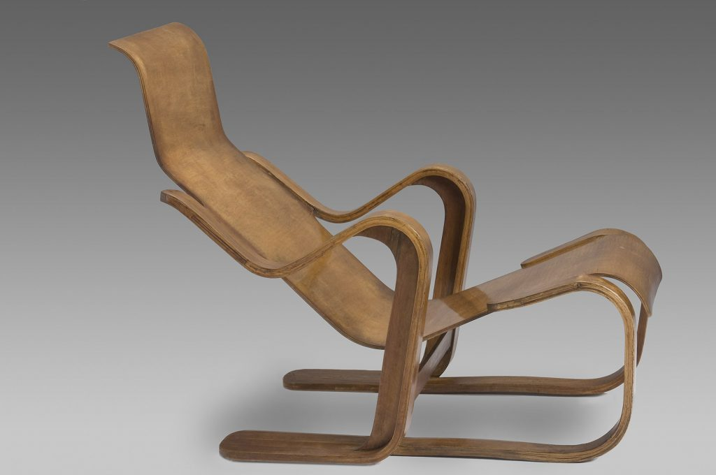 short lounge chair breuera